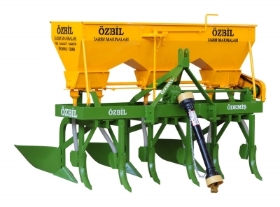 BDC320 Hoeing Machine (Fertilizing - Three Rows)